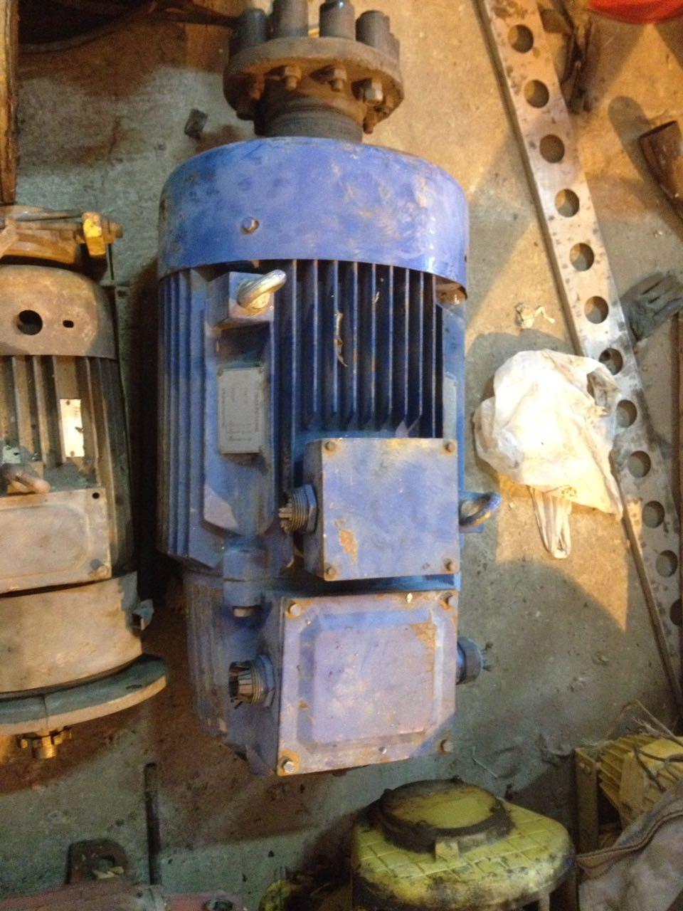 электродвигатель МТН 412-8 35 кВт