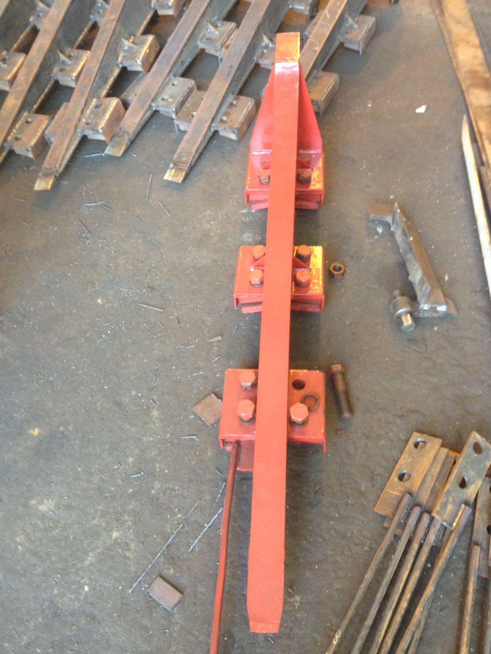 Изготавливаем качественные тупиковые упоры: УТ-1; УТ-2; УТ-3; УТК-1.